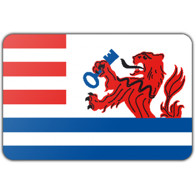 Gemeente Terneuzen vlag (200x300cm)