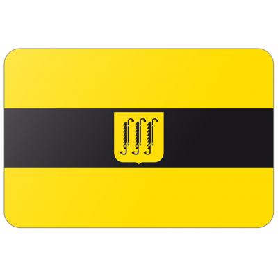 Gemeente Zwijndrecht vlag (150x225cm)