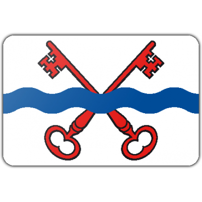 Gemeente Leiderdorp vlag (200x300cm)