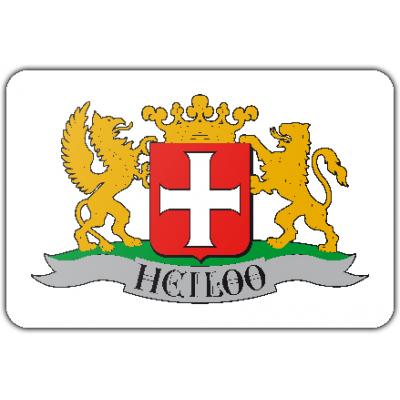 Gemeente Heiloo vlag (70x100cm)