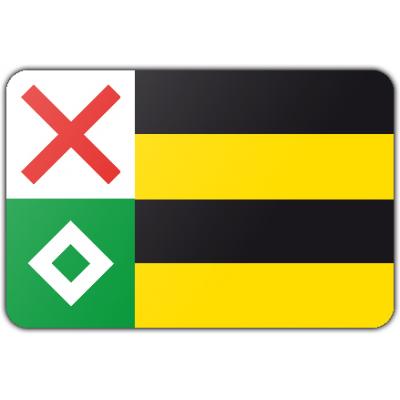 Gemeente Moerdijk vlag (200x300cm)