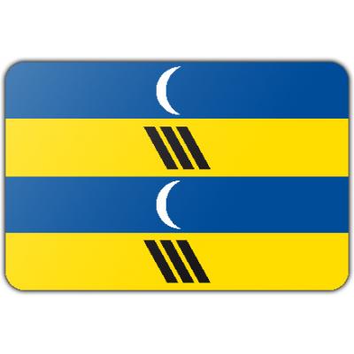 Gemeente Ameland vlag (150x225cm)