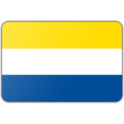 Gemeente Heerhugowaard vlag (70x100cm)