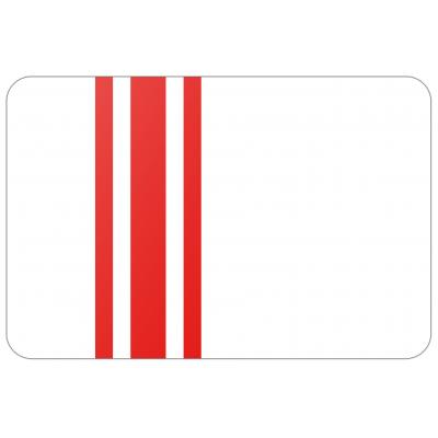 Gemeente Oisterwijk vlag (200x300cm)