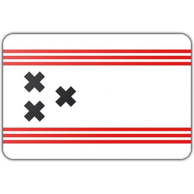 Gemeente Hendrik-Ido-Ambacht vlag (200x300cm)