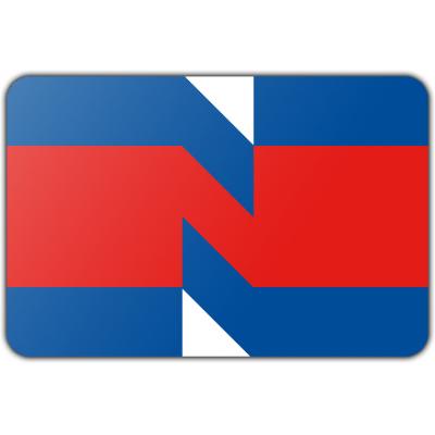 Gemeente Nieuwegein vlag (150x225cm)