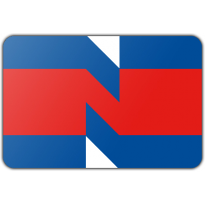 Gemeente Nieuwegein vlag (200x300cm)