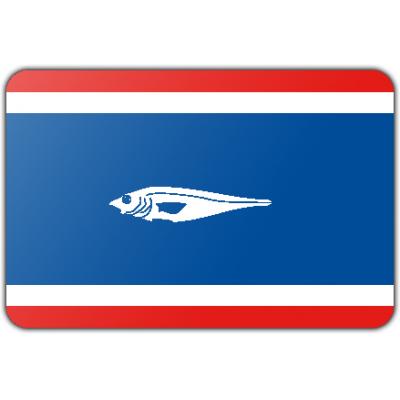 Gemeente Urk vlag (200x300cm)