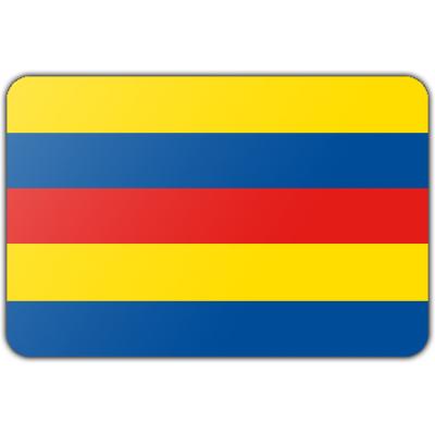 Gemeente Bergen (Limburg) vlag (70x100cm)