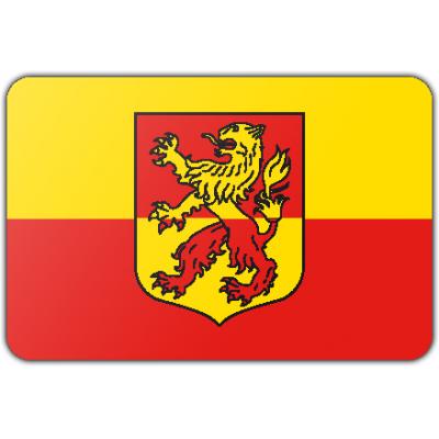 Gemeente Alblasserdam vlag (150x225cm)