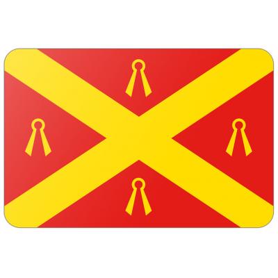 Gemeente Wijchen vlag (70x100cm)