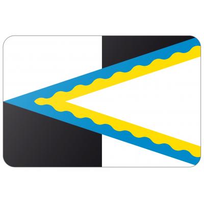 Gemeente Westervoort vlag (200x300cm)