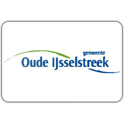 Gemeente Oude IJsselstreek vlag (150x225cm)