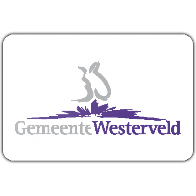 Gemeente Westerveld  vlag (70x100cm)