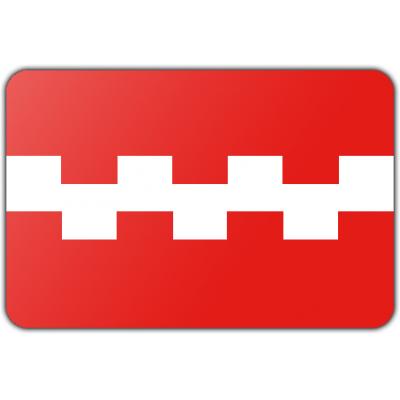 Gemeente Buren vlag (150x225cm)