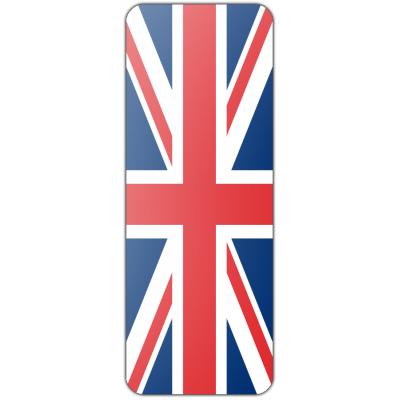 Internationale banier Verenigd Koninkrijk (300x100cm)
