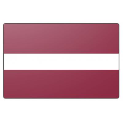 Letland vlag (150x225cm)