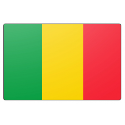 Mali vlag (150x225cm)