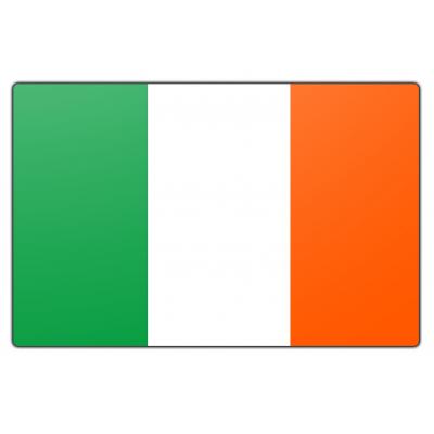Ierland vlag (70x100cm)
