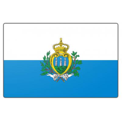 San Marino vlag (100x150cm)