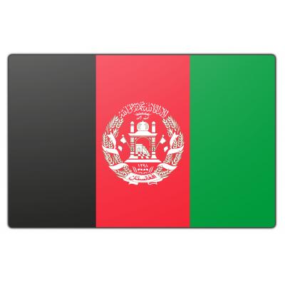 Afghanistan vlag (150x225cm)