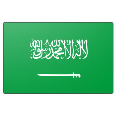 Saudi-Arabië vlag (200x300cm)