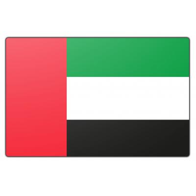 Verenigde Arabische Emiraten vlag (150x225cm)