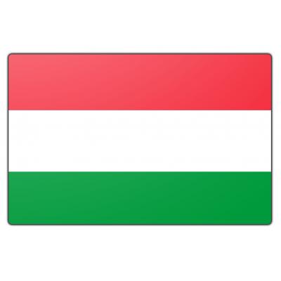 Hongarije vlag (200x300cm)