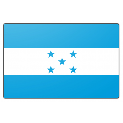 Honduras vlag (100x150cm)
