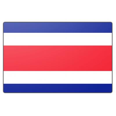 Costa Rica vlag (70x100cm)