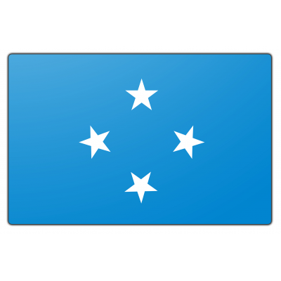 Micronesië vlag (100x150cm)
