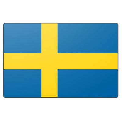 Zweden vlag (200x300cm)