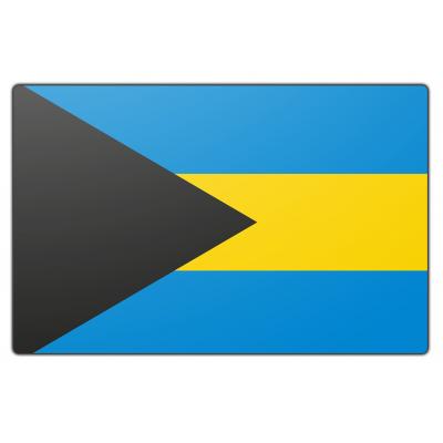 Bahama eilanden vlag (70x100cm)