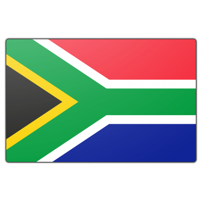 Zuid-Afrika vlag (70x100cm)