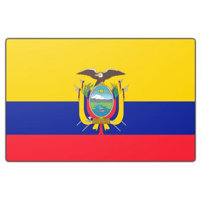 Ecuador vlag (150x225cm)