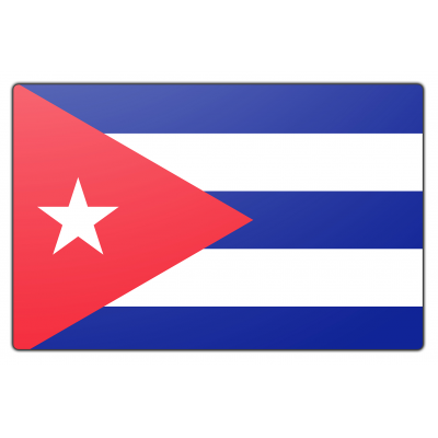 Cuba vlag (100x150cm)