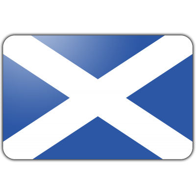 Schotland vlag (150x225cm)