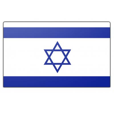 Israël vlag (200x300cm)