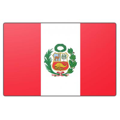 Peru vlag (200x300cm)