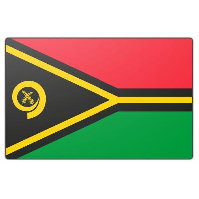 Vanuatu vlag (70x100cm)