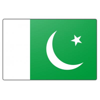Pakistan vlag (150x225cm)