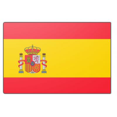 Spanje vlag (70x100cm)