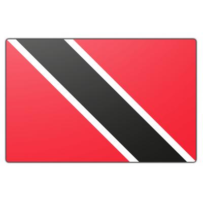 Trinidad en Tobago vlag (150x225cm)