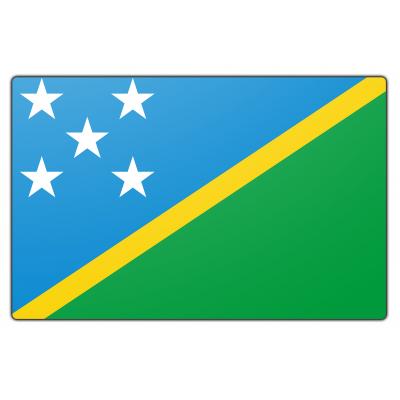 Salomonseilanden vlag (70x100cm)