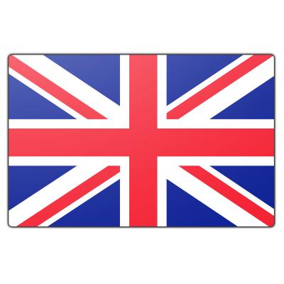 Verenigd Koninkrijk vlag (70x100cm)