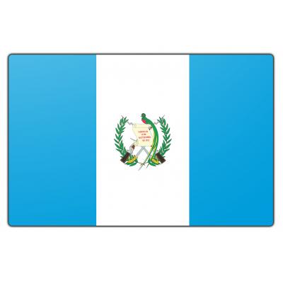Guatemala vlag (200x300cm)