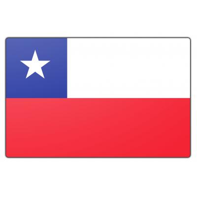 Chili vlag (200x300cm)