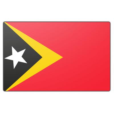 Oost Timor vlag (70x100cm)
