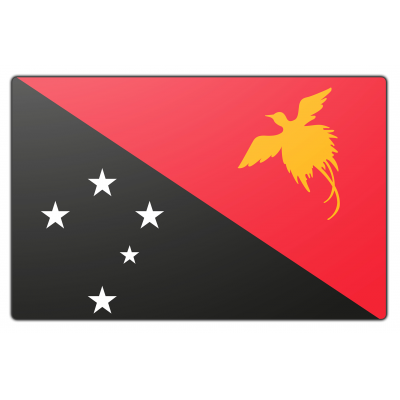 Papua-Nieuw-Guinea vlag (100x150cm)