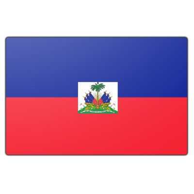 Haïti vlag (70x100cm)